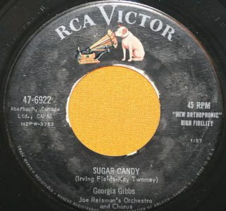Sugar Candy by Georgia Gibbs