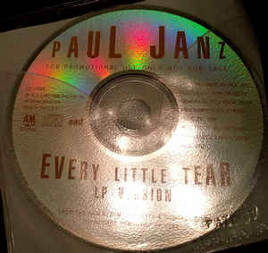 Every Little Tear by Paul Janz