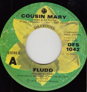 Cousin Mary by Fludd
