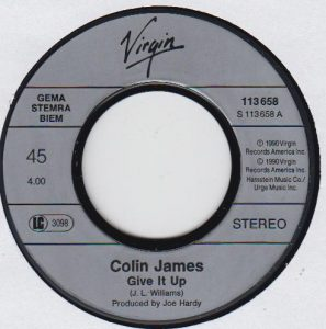 Give It Up ~ Colin James