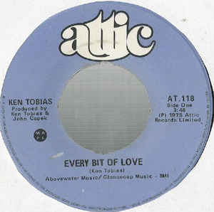 Every Bit of Love by Ken Tobias