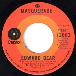 Masquerade by Edward Bear