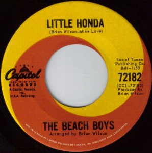 Little Honda by The Beach Boys