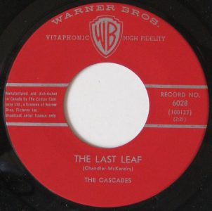 The Last Leaf/Shy Girl by The Cascades