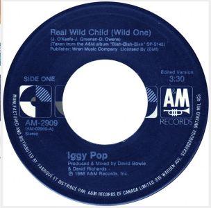 Real Wild Child by Iggy Pop