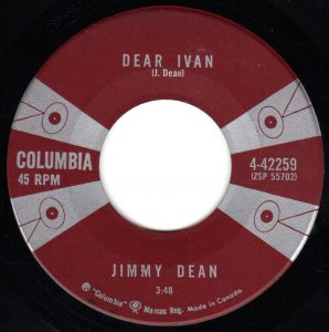 Dear Ivan by Jimmy Dean