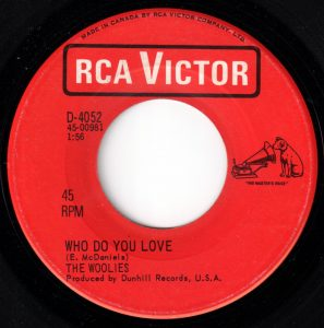 Who Do You Love by The Woolies