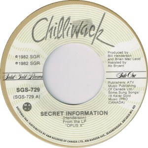 Secret Information by Chilliwack