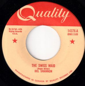 Swiss Maid by Del Shannon