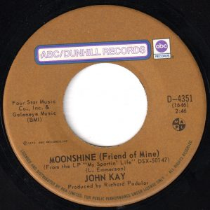 Moonshine by John Kay