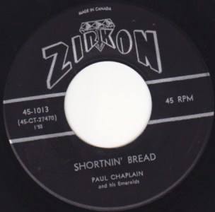 Shortnin' Bread by Paul Chaplain and his Emeralds