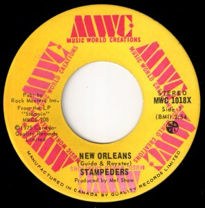 New Orleans by Stampeders