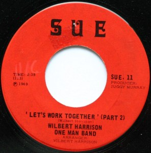 Let's Work Together (Part 2) by Wilbert Harrison