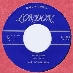 Marcheta by Karl Denver