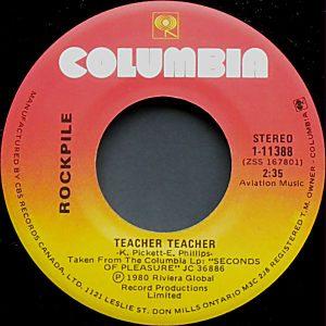 Teacher Teacher by Rockpile