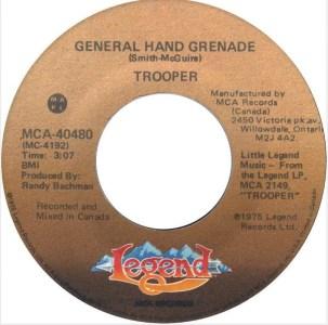 General Hand Grenade by Trooper