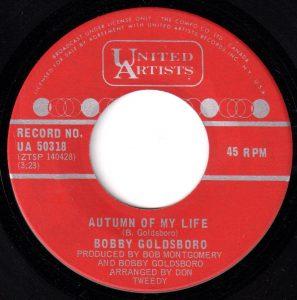 Autumn Of My Life by Bobby Goldsboro