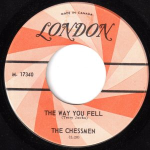 The Way You Fell by The Chessmen