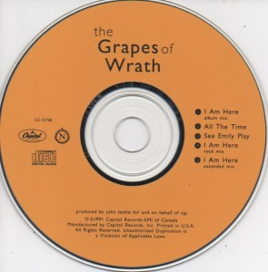 I Am Here by Grapes Of Wrath