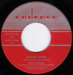 Moon River by Jean Thomas