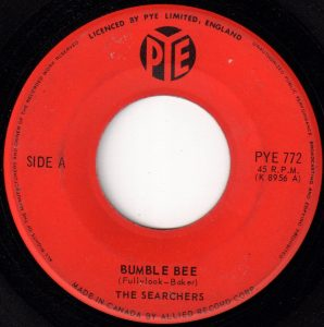 Bumble Bee by The Searchers