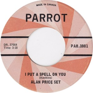 I Put A Spell On You by Alan Price Set