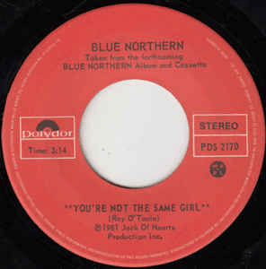 You're Not The Same Girl by Blue Northern