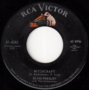 Witchcraft by Elvis Presley