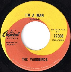 I'm A Man by the Yardbirds