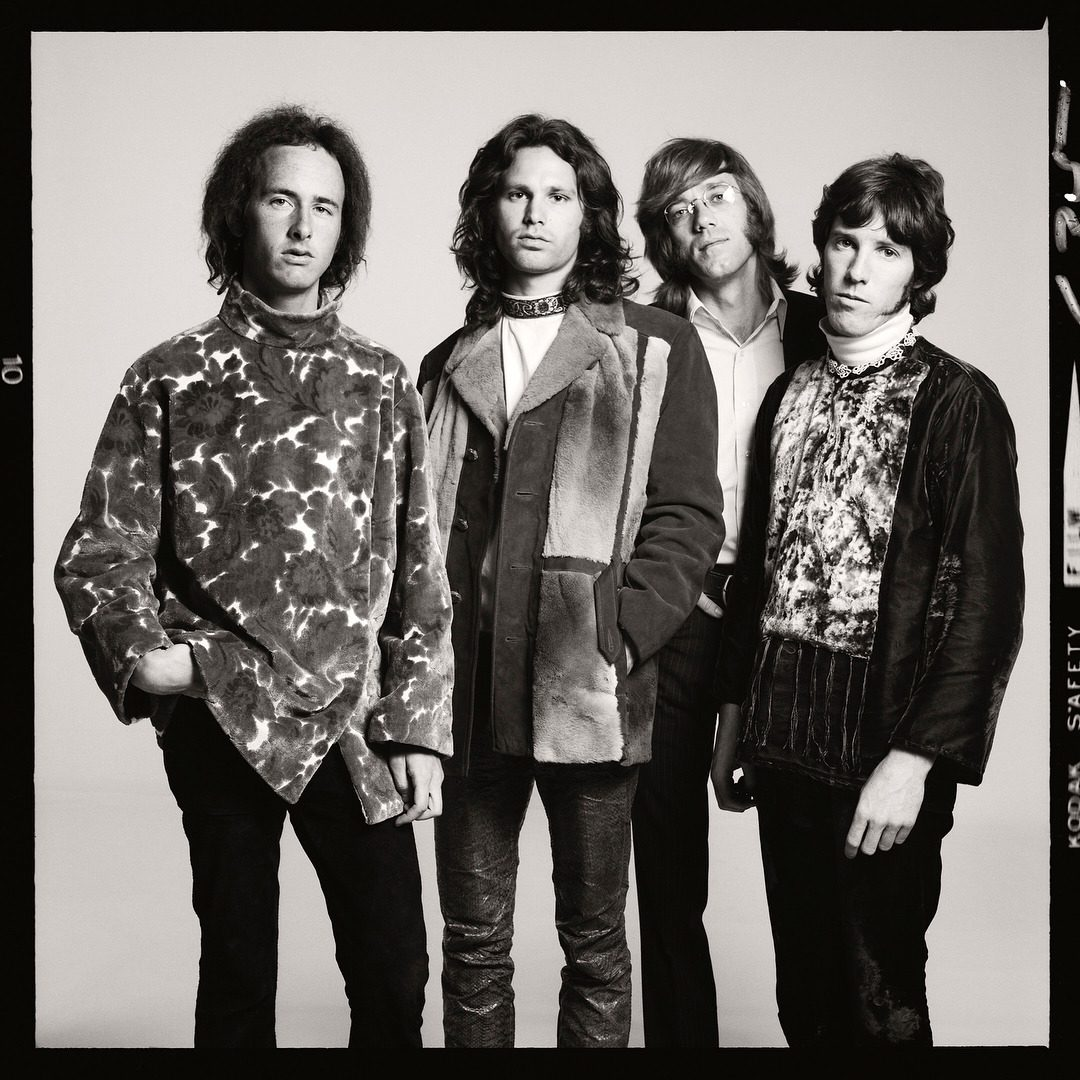 The Unknown Soldier by The Doors