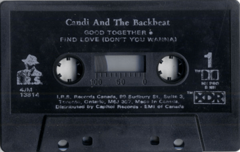 Good Together by Candi And The Backbeat