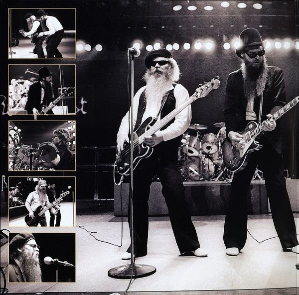 Rough Boy by ZZ Top
