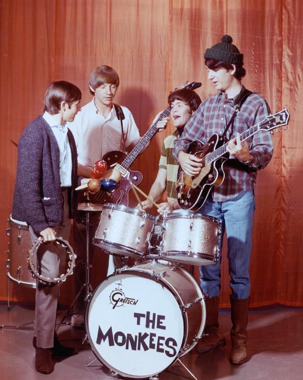 I'm Not Your Steppin' Stone by The Monkees