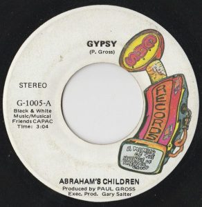 Gypsy by Abraham's Children