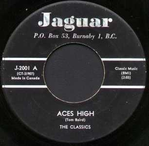 Aces High by The Classics