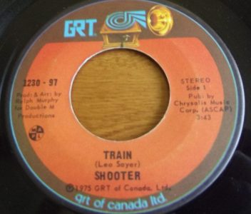 Train by Shooter
