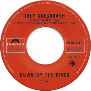 Down By The River by Joey Gregorash