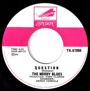 Question by The Moody Blues