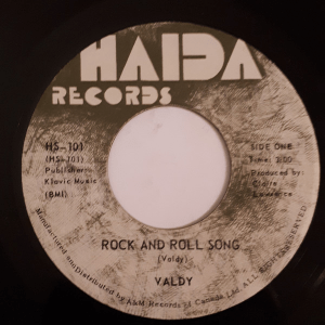 Rock And Roll Song by Valdy