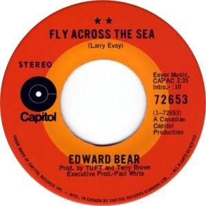 Fly Across The Sea by Edward Bear