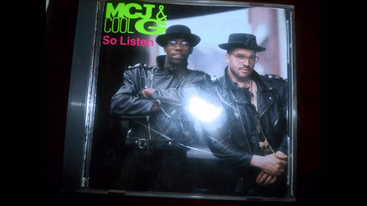 So Listen by MCJ & Cool G