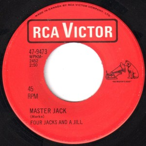 Master Jack by Four Jacks And A Jill