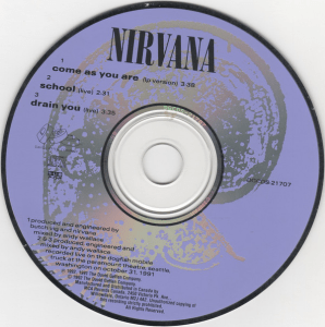 Come As You Are by Nirvana