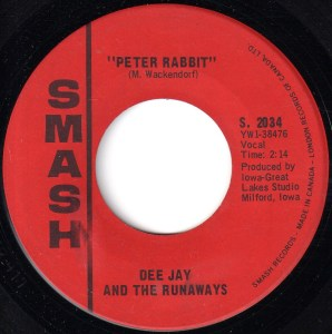 Peter Rabbit by Dee Jay And The Runaways