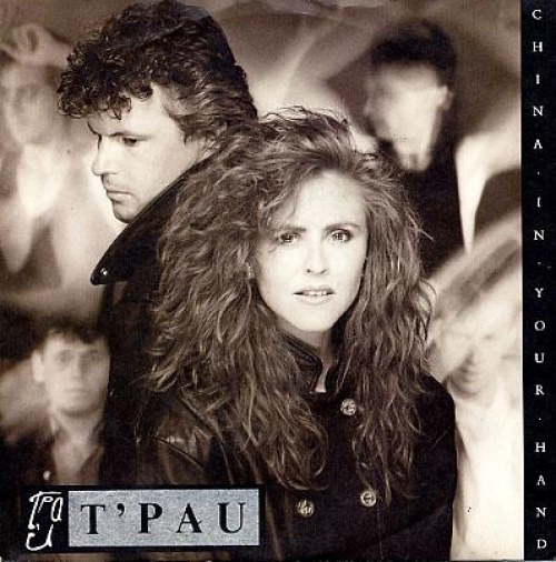 China In My Hand by T'Pau
