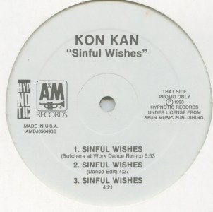 Sinful Wishes by Kon Kan