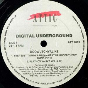 Doowutchyalike by Digital Underground