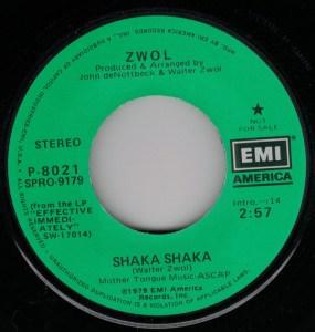Shaka Shaka by Zwol