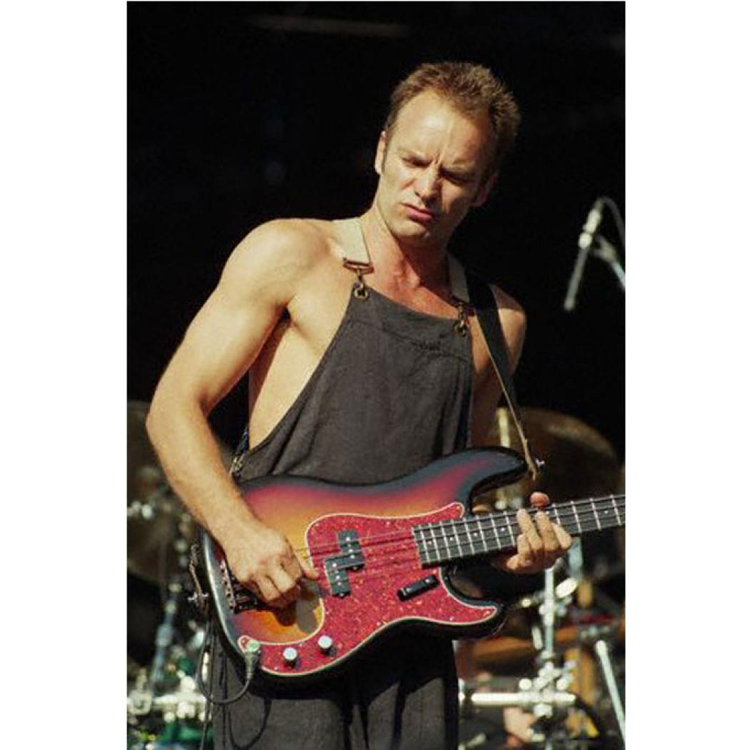 If I Ever Lose My Faith In You by Sting