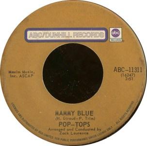Mammy Blue by Pop-Tops